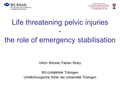The role of emergency stabilization