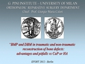 BMP and DBM in traumatic and non-traumatic reconstruction of bone defects: Advantages and pitfalls vs CaP or HA