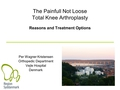 The painful non-loosened total knee arthroplasty: Reasons and treatment options