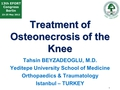 Treatment of osteonecrosis of the knee