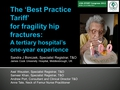 The 'Best Practice Tariff' for hip fractures: A tertiary hospital's one-year experience
