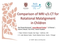 Comparison of MRI versus CT for rotational malalignment in children