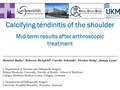 Chronic calcifying tendinitis of the shoulder - outcome 6 years after arthroscopic treatment