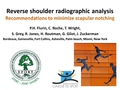 Reverse shoulder radiographic analysis and recommendations to avoid scapular notching