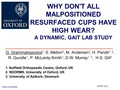 Why don't all malpositioned resurfaced cups have high wear? - a dynamic, gait lab study