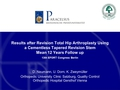 Mean 12 years follow up results after revision total hip arthroplasty using a cementless tapered revision stem