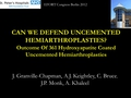 Can uncemented hemiarthroplasty still be defended? Outcome of 361 consecutive titanium hydroxyapatite-coated uncemented stem hemiarthroplasties