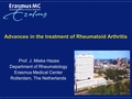 Advances and trends in treatment of RA with biological