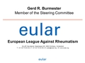 European Musculoskeletal Health Alliance: A collaboration between EFORT and EULAR - from the point of view of EULAR