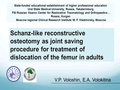 Schanz Like Reconstructive Osteotomy As Joint Saving Procedure For Treatment Of Hip Dislocation In Adults