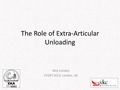 The Role Of Extra-Articular Distractor