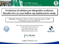 Evolution Of Adolescent Idiopathic Scoliosis: Results Of A 20-Year Follow-Up Multicentric Study