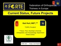 FORTE Projects: Residents Database, Fellowships