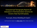Computerised Tomography Reports Of Osteolysis In Ceramic-on-Ceramic Total Hip Arthroplasty; True Lysis, Stress-Shielding Or Cysts?