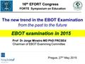 EBOT Exam