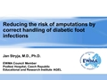 Reducing Risk Of Amputations By Correct Handling Of Infections