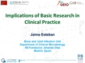Implications Of Basic Research In Clinical Practice