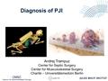 Diagrnostics In PJI