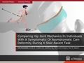 Comparing Hip Joint Mechanics In Individuals With A Symptomatic Or Asymptomatic Cam Deformity During A Stair Ascent Task