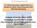 The Whole Spinopelvic Sagittal Balance Is Needed For Better Clinical Outcomes After Total Hip Arthroplasty