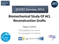 Biomechanical Study Of ACL Reconstruction Grafts
