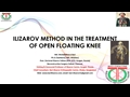 Ilizarov Method In The Treatment Of Open Floating Knee