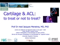 ACL And Cartilage Lesions