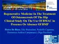 Regenerative Medicine In The Treatment Of Osteonecrosis Of The Hip: A Comparative Clinical Study On The Use Of Autologous Cell Concentrates In The Presence Or Absence Of BMP