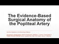 Surgical Anatomy Of The Popliteal Artery And The Variations In Its Branching Patterns: A Meta-Analysis