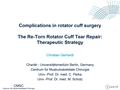 The Re-Torn Rotator Cuff Tear Repair: Therapeutic Strategy