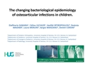 The Changing Bacteriological Epidemiology Of Osteoarticular Infections In Children