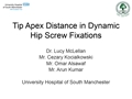 Tip-Apex Distance And Neck-Shaft Angle Measurement In Dynamic Hip Screw Fixation Of Fractured Neck Of Femur