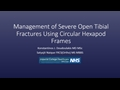Management Of Severe Open Tibial Fractures Using Circular Frame Hexapod Fixators