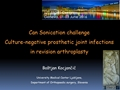 Can Sonication Challenge Culture-Negative Prosthetic Joint Infections In Revision Arthroplasty