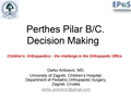 Perthes Pilar B/C. Decision Making
