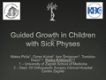 Guided Growth In Children With Sick Physes