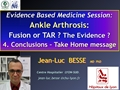 Conclusion: Fusion Or TAR? The EBM