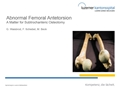 Abnormal Femoral Anteversion – A Matter For Subtrochanteric Osteotomy
