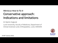 Conservative Approach: Indications And Limitations