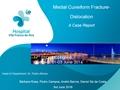 Medial Cuneiform Fracture-Dislocation - A Case Report
