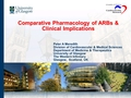 Comparative pharmacology of ARBs & clinical implications